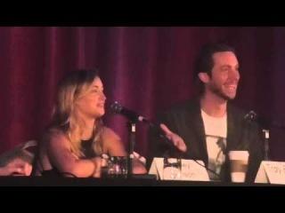 Momo Con 2014 Last of Us/Left Behind Panel 1