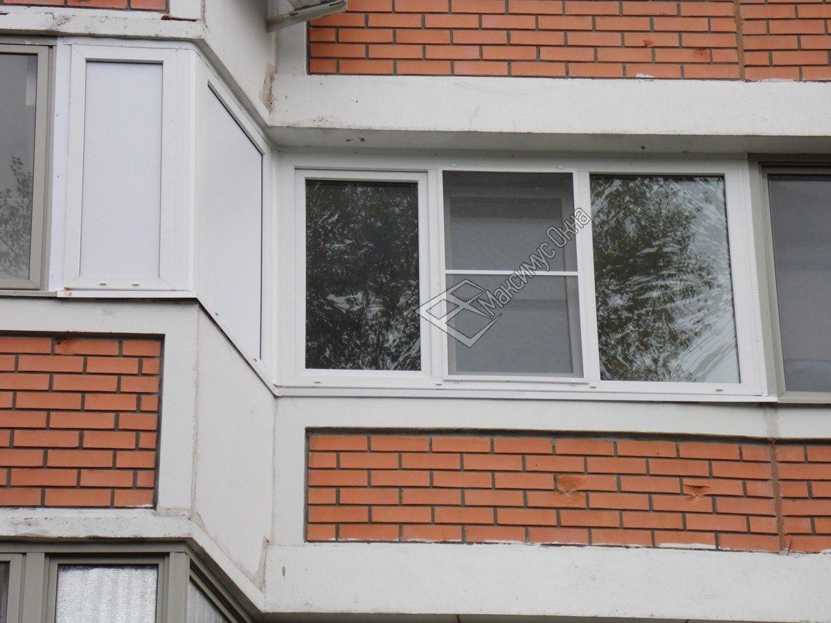 Остекление балконов и лоджий п44 т рехао..