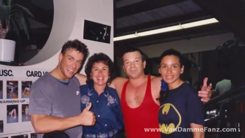 Jean-Claude Van Damme - Seltene Bilder_Rare Pictures (VanDammeFanz.com)