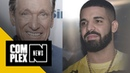 Maury Povich Is Ready to Give Drake a Paternity Test if He Wants One