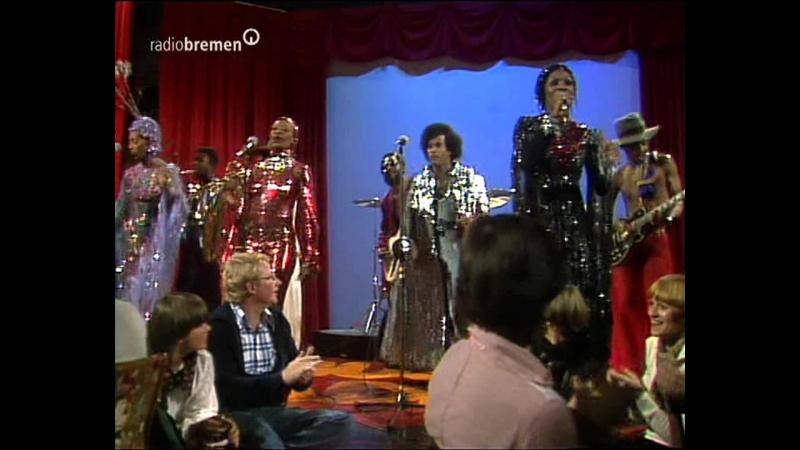 Boney M - Belfast Rivers Of Babylon (Musikladen 13.07.1978)