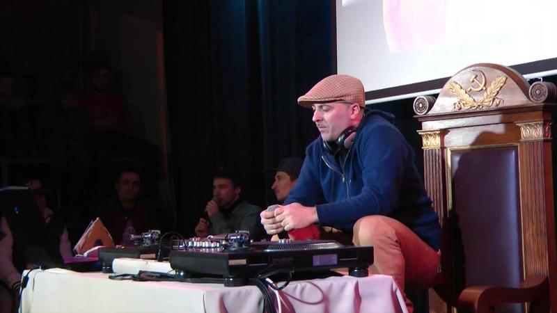 V1 Battle 2014. Judge. Maurizio aka The NextOne (1 часть)