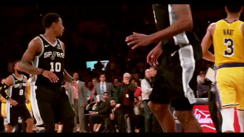 Patty Mills wins it for the Spurs