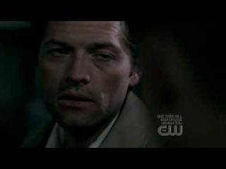 Supernatural 4x02 - Dean meet Castiel again