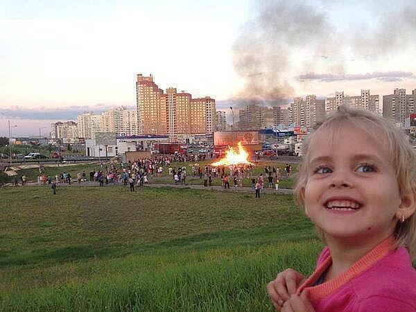 Istorijos ratas: knygų laužai Kijeve