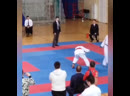 Фрагменты соревнований по карате-до Кутуева Рината