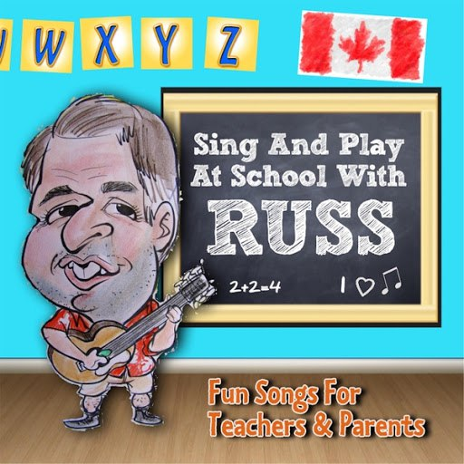 Russ альбом Sing & Play at School with Russ