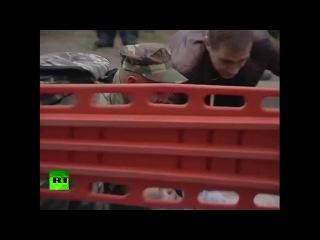 Пожар в Доме профсоюзов в Одессе (НОВЫЕ КАДРЫ)