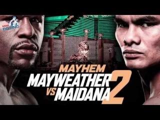 Floyd Mayweather vs Marcos Maidana 2 preview [MMABoxing.ru]