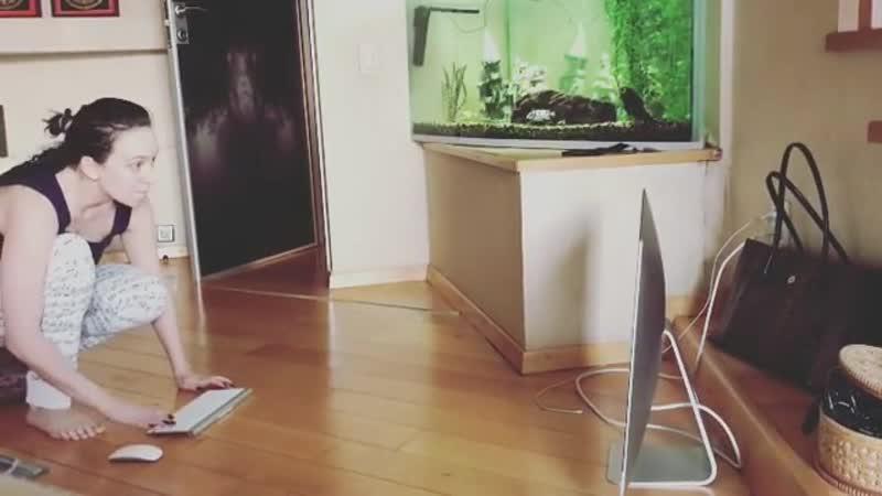 Александр Алымов Личное видео из Instagram 10.03.2017