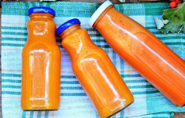 Как сделать из моркови сок