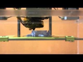 Бюджетный 3D принтер Buccaneer появится на Kickstarter через уже завтра