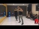 João Paulo Jota e Luara Sanpiet Improviso de Zouk em São Luis MA