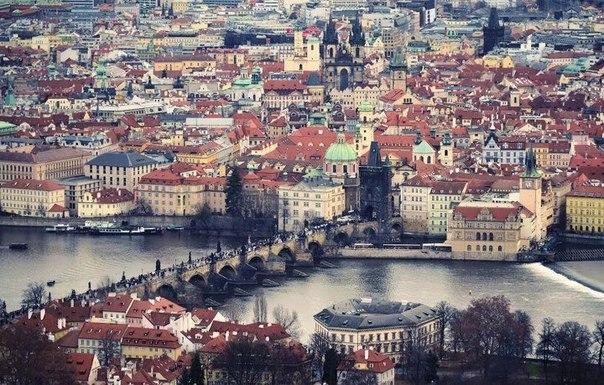 Чарующая Прага, Чехия