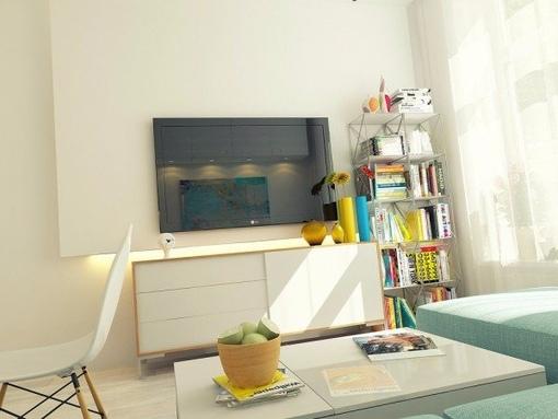 Маленькая квартира в маленькой квартире (30 кв.