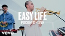 Easy Life - Pockets (Live) | Vevo DSCVR ARTISTS TO WATCH 2019