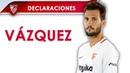 Mudo Vázquez Con la jugada a balón parado nos metimos en el partido