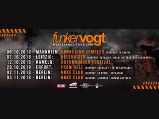 02.11.2018 - Funker Vogt - Berlin