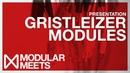 Gristleizer Modules presented by Future Sound Systems Roy Gwinn Modular Meets Leeds 2017