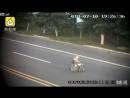 Liveleak - Car brutally hits woman pushing elderly lady 1