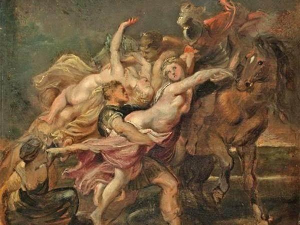 История одного шедевра. «Похищение дочерей Левкиппа», Питер Пауль Рубенс