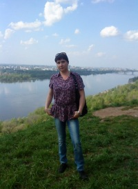 Нина Павлова, 15 июня 1972, Нижний Новгород, id137122576