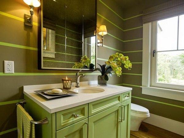 25 Modern Powder Room Design Ideas  Architecture Art Designs