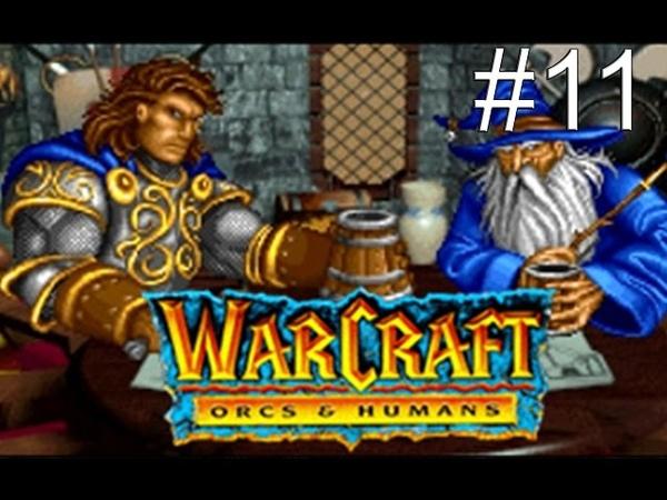 Warcraft: Orcs Humans - 11 Падение Штормграда. Финал за орков
