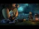 Охотники на драконов / фр. Chasseurs de dragons, англ. Dragon Hunters / (Мультфильм, 2008)