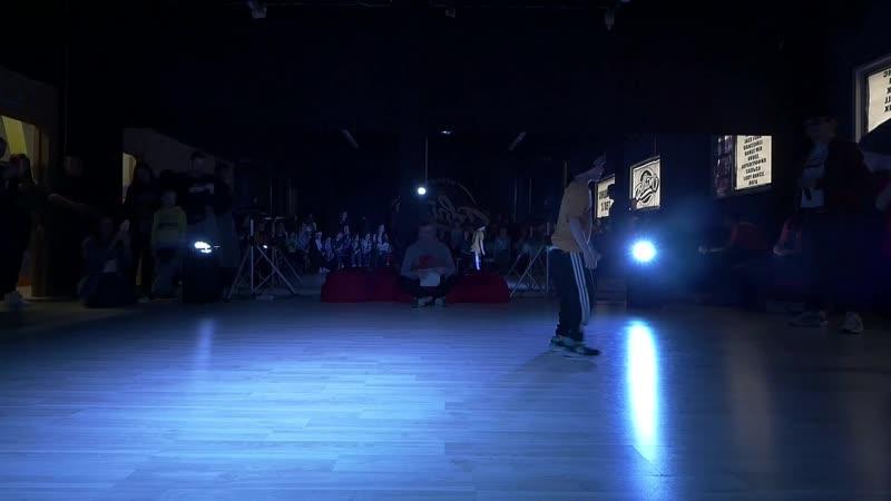 Диско туса Breaking preselection Бахтиаров Лёша vs. Бахтиаров Миша