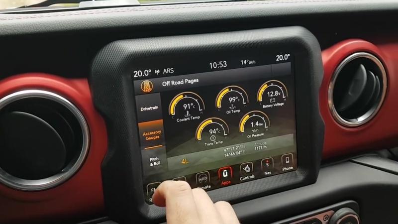 Обзор Jeep Wrangler Rubicon 2018 года