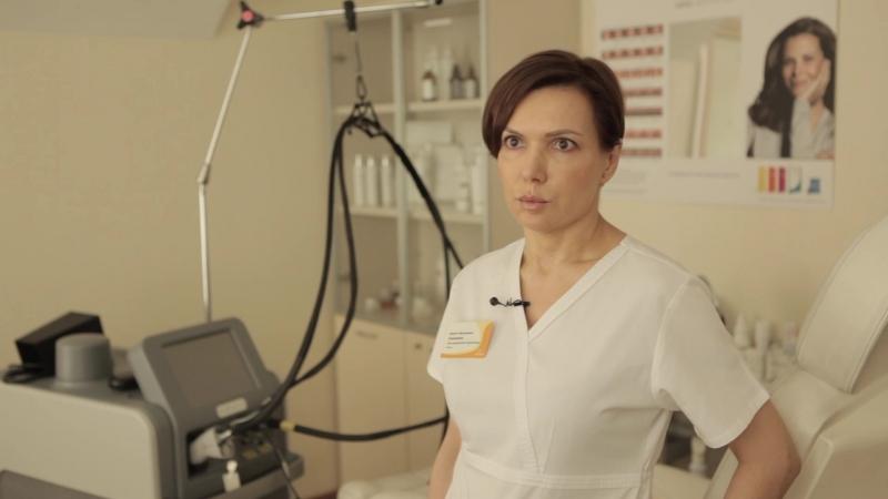 Техническое оснащение отделения косметологии в Центральной клинике Часть 1