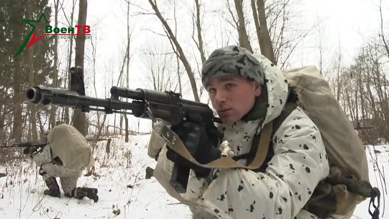 Военное обозрение 17 01 2019 Полевой выход десантников АрмияБеларуси
