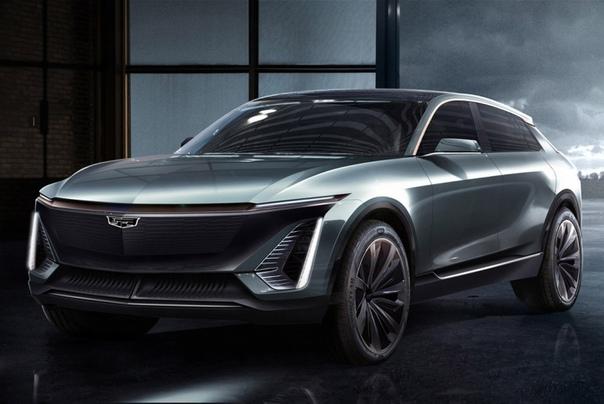 Cadillac готовит большой электрический кроссовер Фото: компания CadillacОдновременно с полноразмерным кроссовером Cadillac XT6 компания засветила свой первый электромобиль, который пока