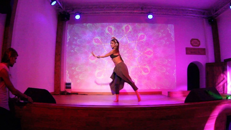 Maria Stepanova feat. Kayatma - Tribal Festival 07.07.2018