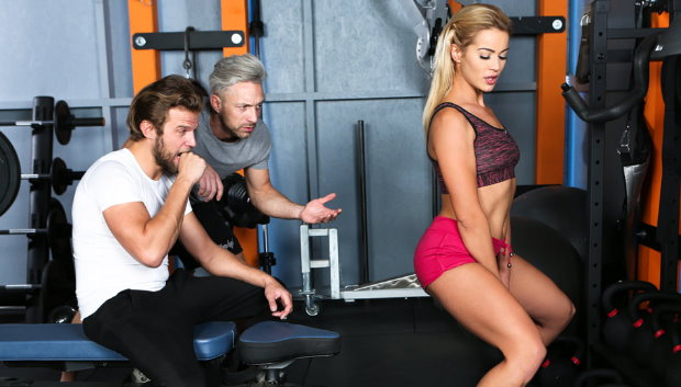21Sextury - Very Hard Training