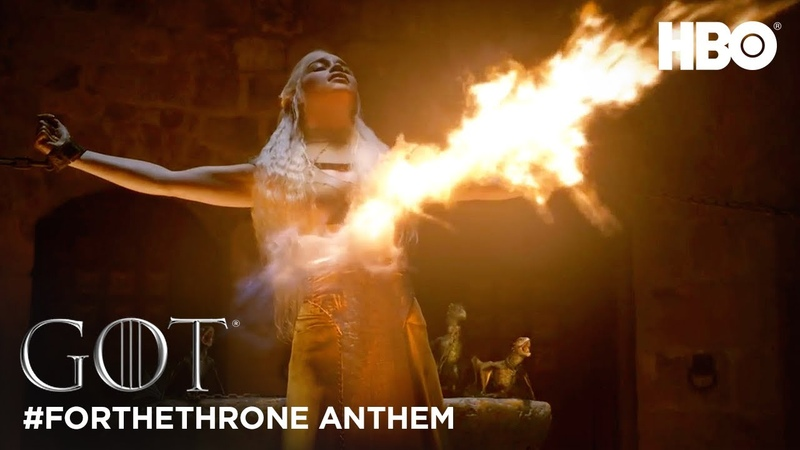 ForTheThrone Game of Thrones HBO