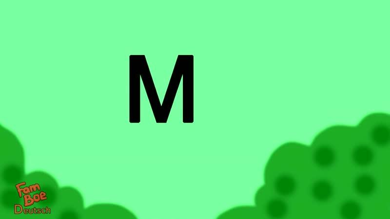 Deutsch lesen lernen für Kinder, Teil 3. Silben lesen mit M und T