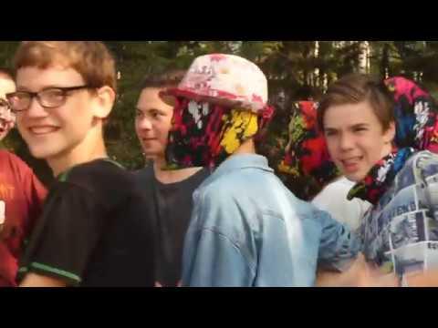 Подростковый слет Хюгге День 3