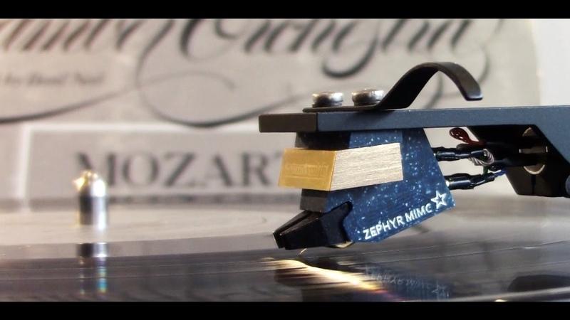 Mozart - Eine Kleine Nachtmusik (vinyl Direct to disc, Soundsmith Zephyr Star)