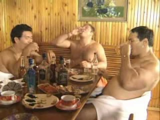 Видео анекдоты (приколы в бане)