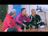180418 LuHan @ Behind The Scene of Hot Blood Dance Crew Episode 5 (LuHan CUT 4)