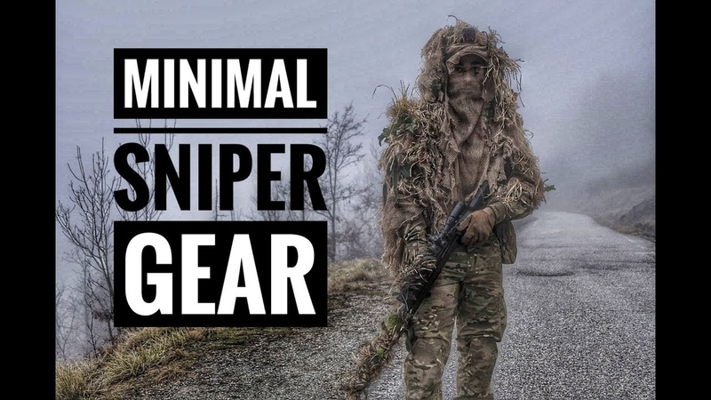 My Airsoft Sniper loadout ITA - (SSG 24, Link Review in description)