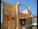 Как построить качественный дом из клееного бруса?