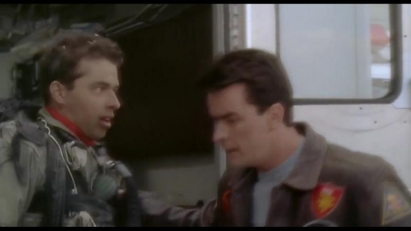 Горячие головы! _ Hot Shots! (1991) BDR