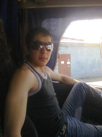 Сулейман Ибрагимов, 3 февраля 1993, Пермь, id217232382