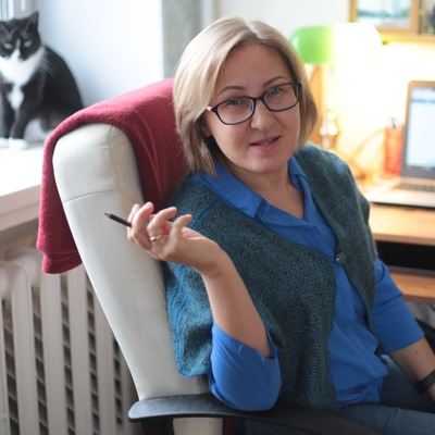 Ирина Шевцова