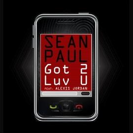 Sean Paul альбом Got 2 Luv U (feat. Alexis Jordan)