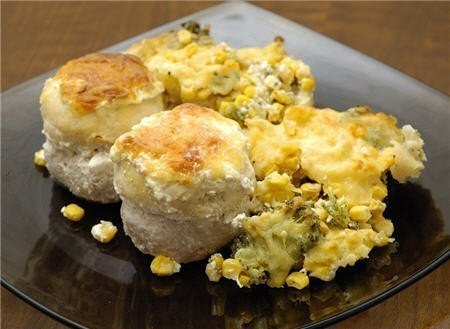 Куриные шарики с сыром (1 фото) - картинка