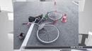 У Шостці збили велосипедиста Водій з місця аварії зник